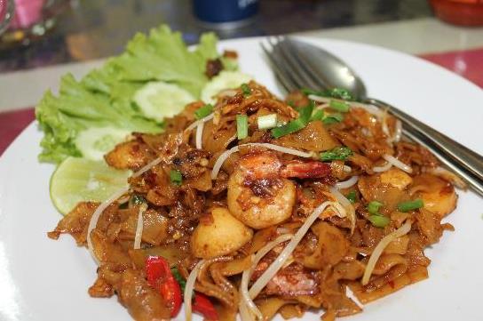 Resepi Kuey Teow Goreng
