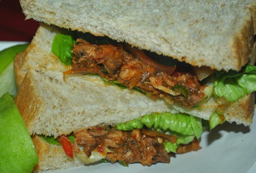 Resepi Sandwich Sardin