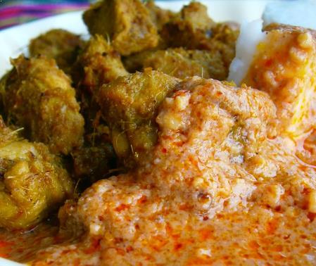 Resepi Sate Ayam Goreng