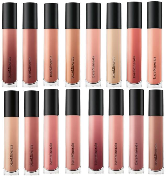 Bare Minerals Gen Nude Matte Liquid Lipstick
