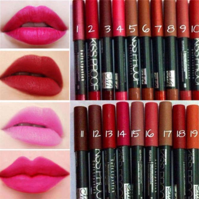 Harga Lipstik Kiss Proof