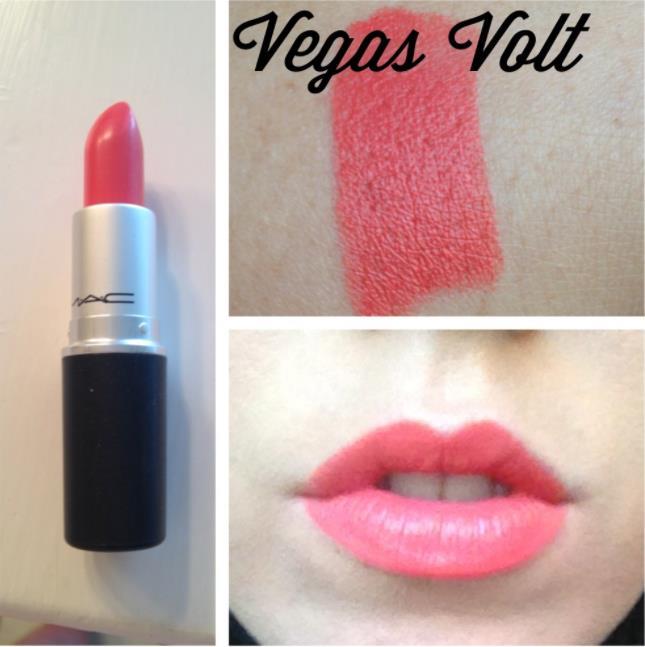 Lipstick MAC Vegas Volt