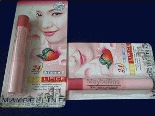 Lipstik Lip ice Maybelline