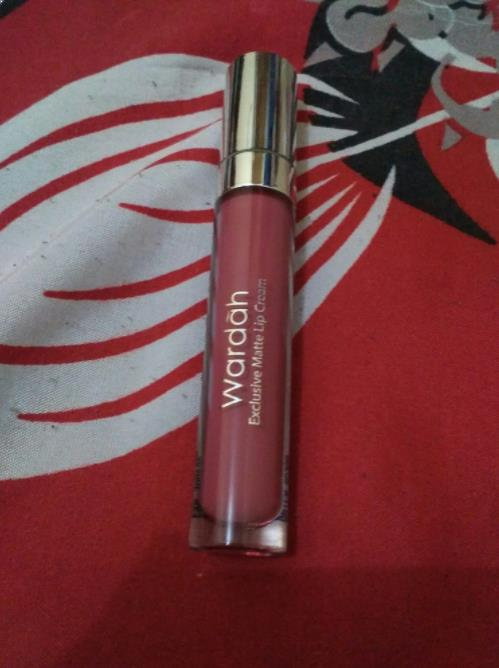 Lipstik Wardah Exclusive Matte