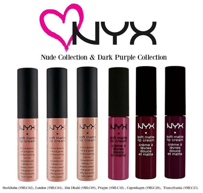 NYX Soft Matte Lipcream