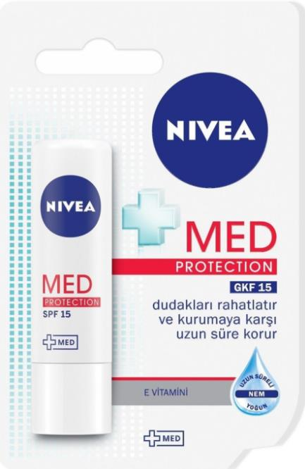 Nivea med protection spf 15