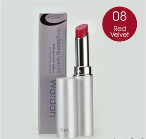 Wardah Longlasting Lipstick No.08