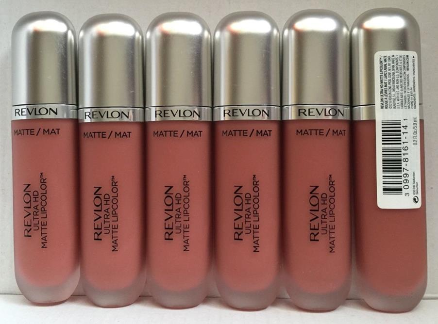 Warna Lipstik Revlon Ultra HD