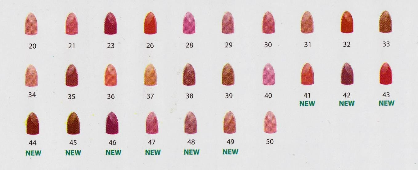 Warna Lipstik Wardah Exclusive