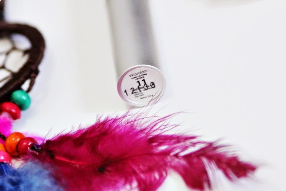 Warna Lipstik Wardah Long Lasting Cherry Glam
