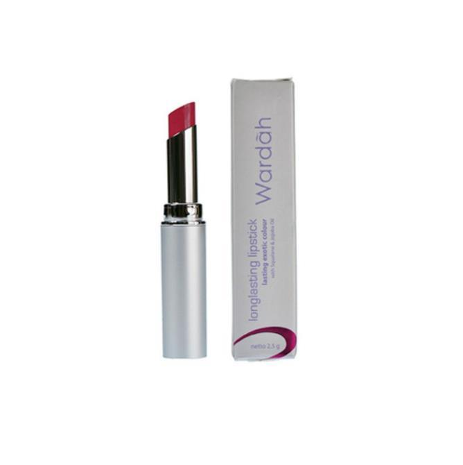 Warna Lipstik Wardah Long Lasting Fuschia Fever
