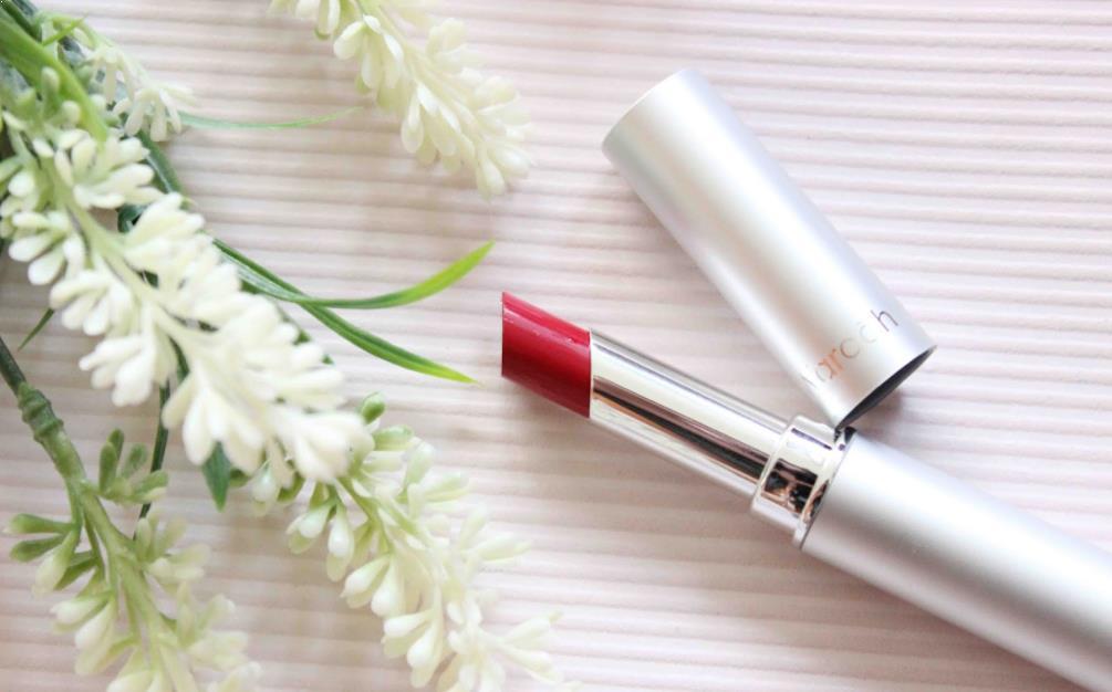 Warna Lipstik Wardah Long Lasting Red Velvet