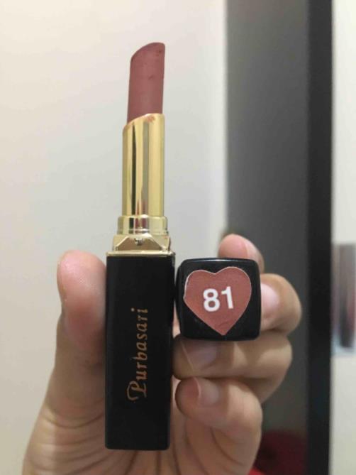 lipstik purbasari diamond 81
