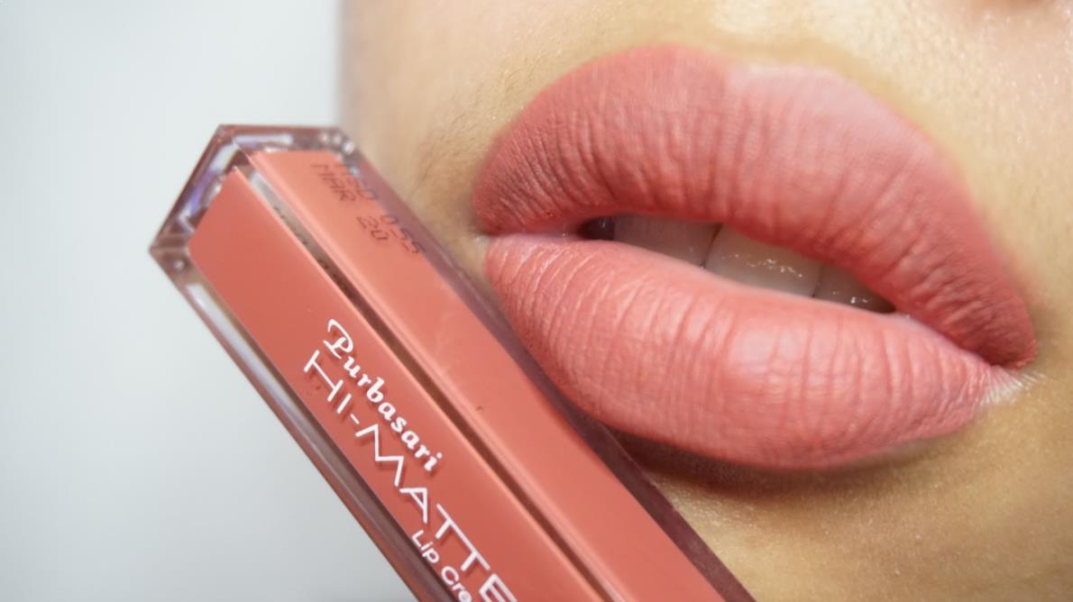 lipstik purbasari hi matte 01