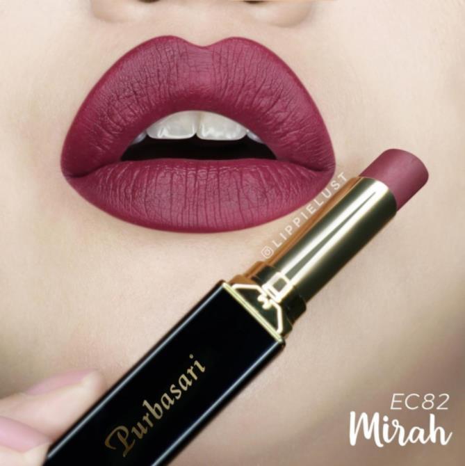 lipstik purbasari mirah 82