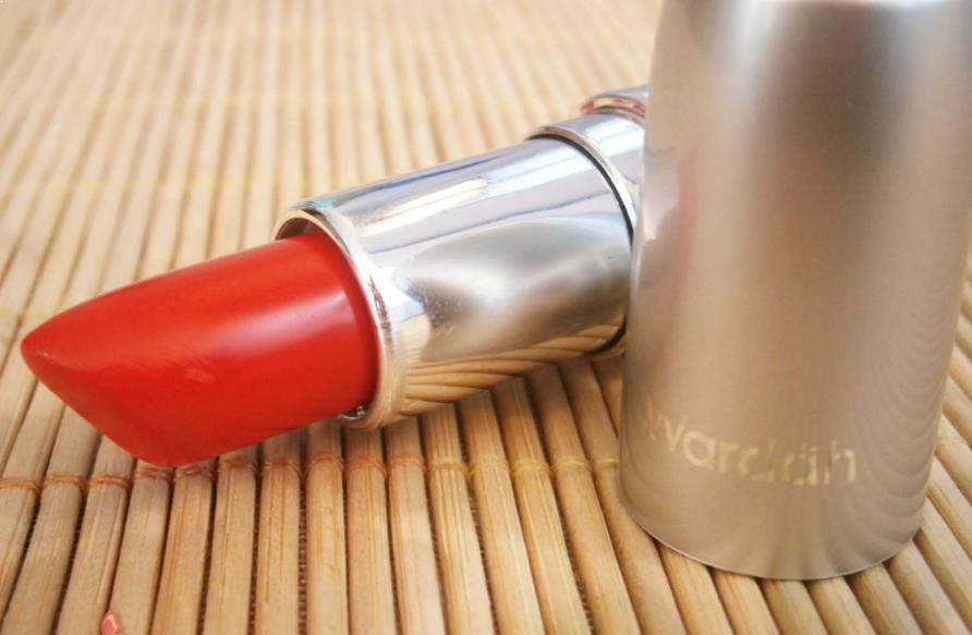 lipstik wardah matte orange