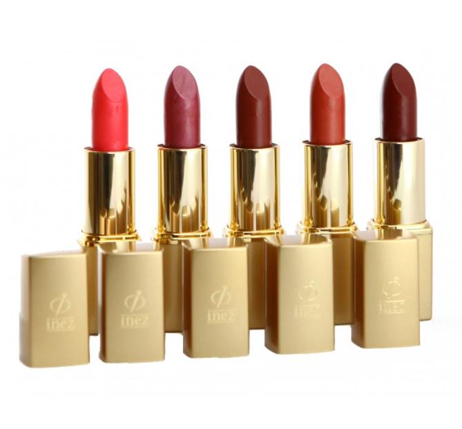 Inez intense colour moisturizing lipstick