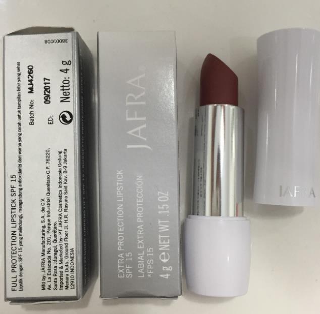 Jafra extra protection lipstick