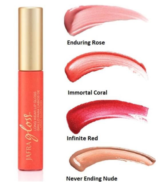 Jafra long wear lip gloss
