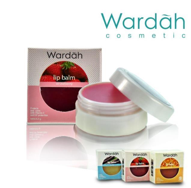 Lip Balm Wardah