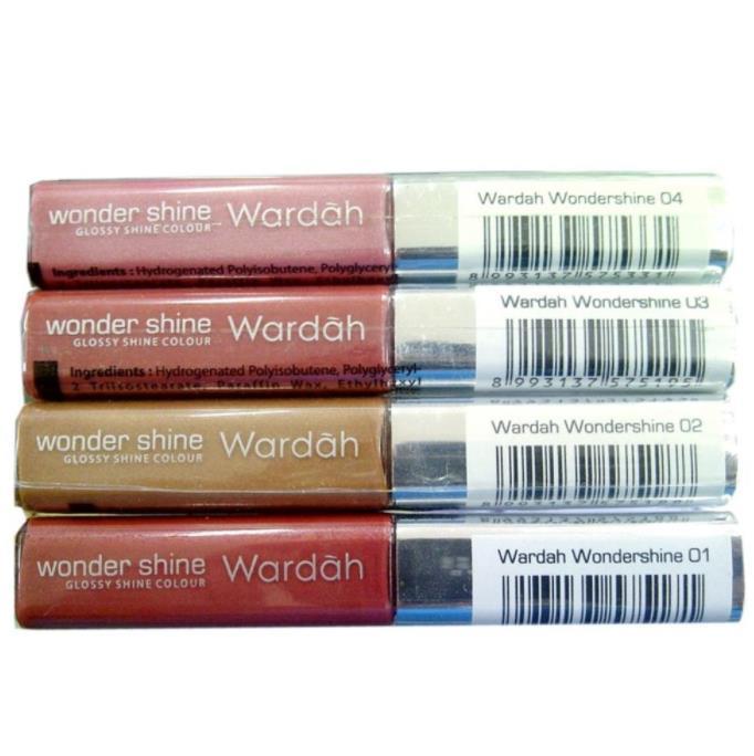 Lip Gloss Wardah