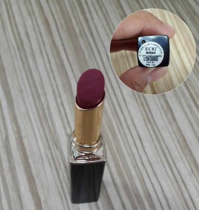 Lipstik 82 Mirah