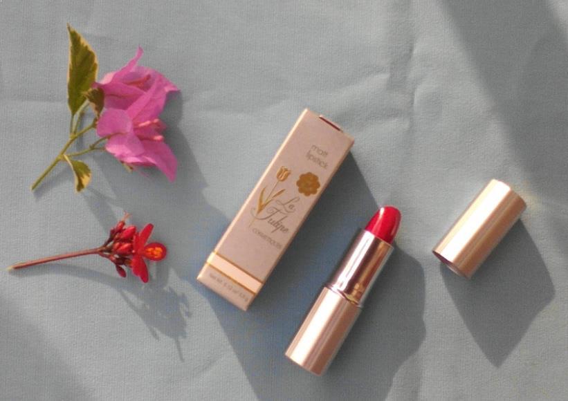 Lipstik La tulipe matte Adenium