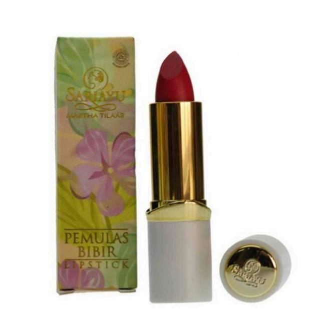 Lipstik Pemulas Bibir Songket