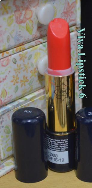 Lipstik Viva No.6