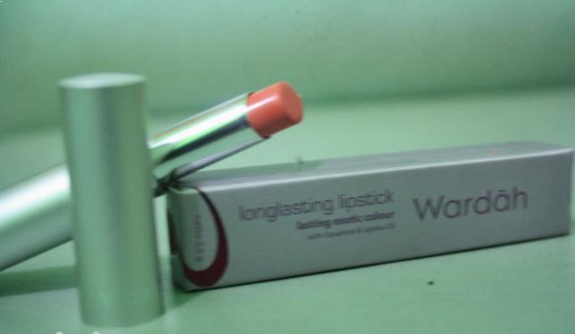 Lipstik Wardah Longlasting #FabulousPeach