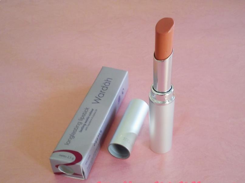 Lipstik Wardah Longlasting #PinkSorbet