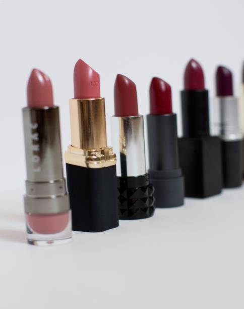 Lipstik Yang Cocok Untuk Bibir Hitam