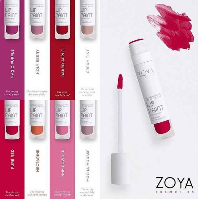 Harga Lipstik Zoya