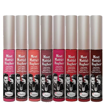 Lipstik meet matte hughes