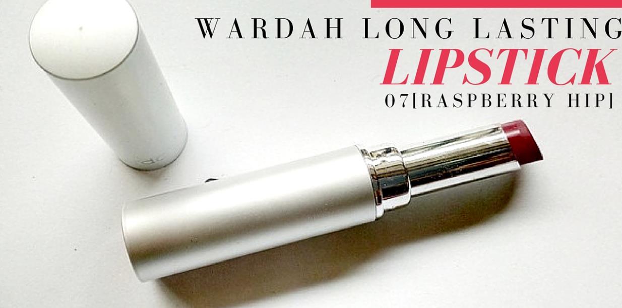 Long Lasting Lipstick Raspberry Hip