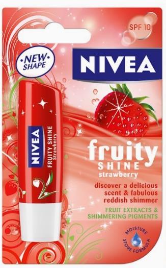 Nivea – Lip Ice Strawberry