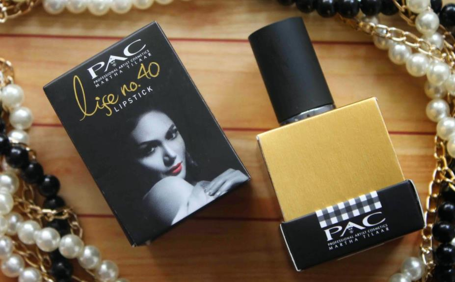 PAC lipstick kd life no.40 – limited edition