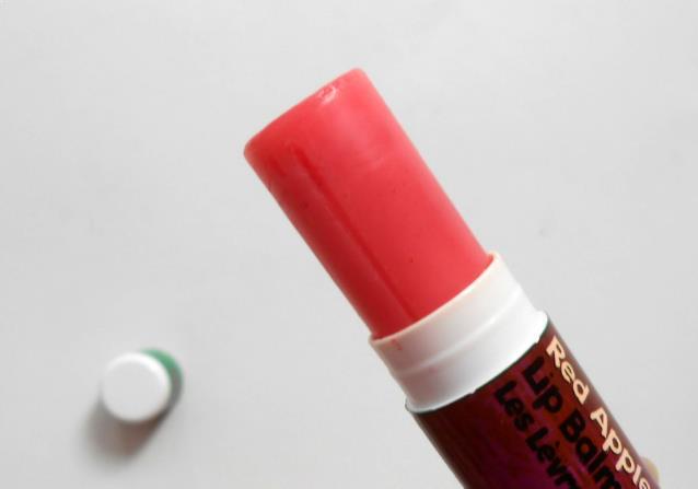 Red A Lip Balm Apple