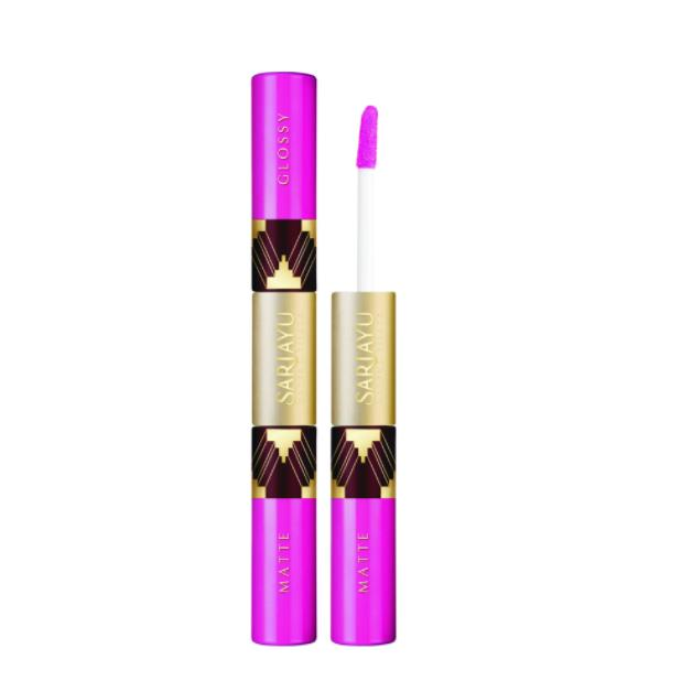 Sariayu duo lip color krakatau 12