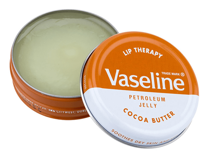 Vaseline lip therapy cocoa & shea butter (pocket size 20gr)