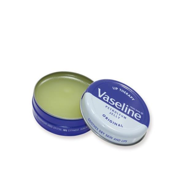 Vaseline lip therapy original (pocket size 20gr)