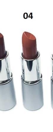 Wardah Nude Lipstick Shade #04 (Peach Caramel)