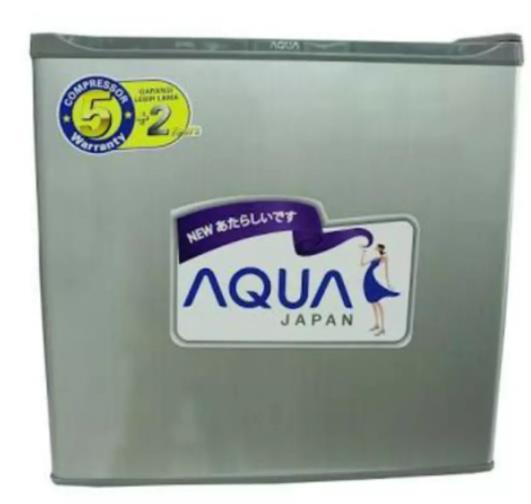 Kulkas Mini Portable Aqua AQR-50 F