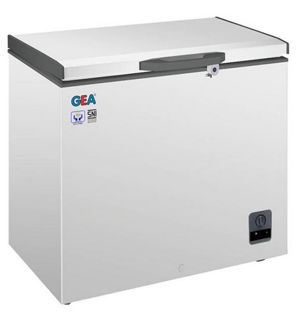 Harga Aice Gea Chest Freezer AB 226-R
