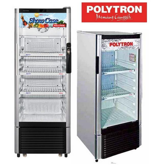 Harga Kulkas Polytron Showcase SCN151