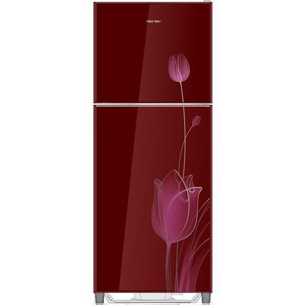 Harga Polytron 2 pintu motif bunga