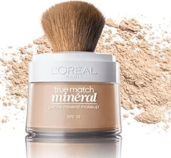 Harga Bedak Loreal True Match Mineral