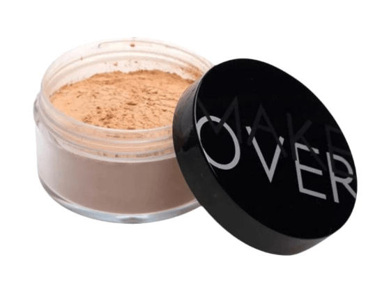 Bedak Make Over Silky Smooth Translucent Powder Rosy
