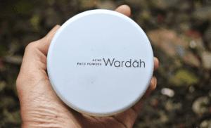 Bedak Wardah Acne Face Powder