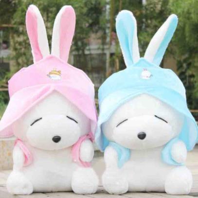 Boneka Kelinci Lucu Pasangan